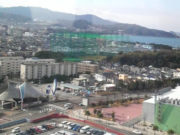 福岡 景色