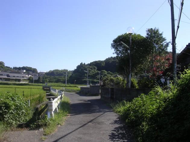福岡県田川市 散歩コース